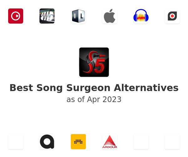 Best Song Surgeon Alternatives