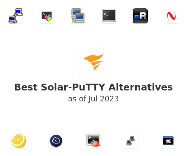 Best Solar-PuTTY Alternatives
