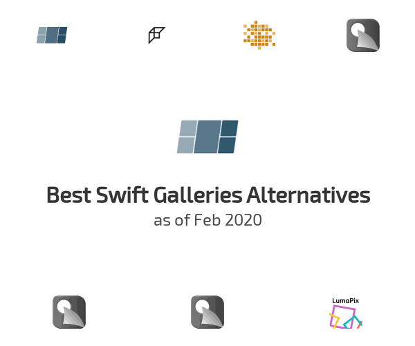 Best Swift Galleries Alternatives