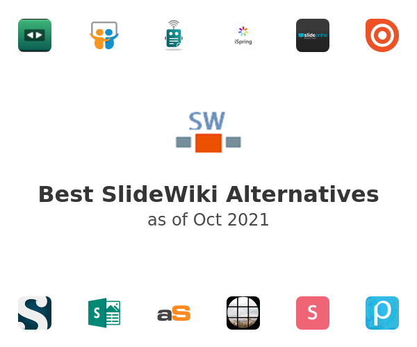 Best SlideWiki Alternatives