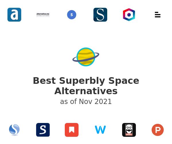 Best Superbly Space Alternatives