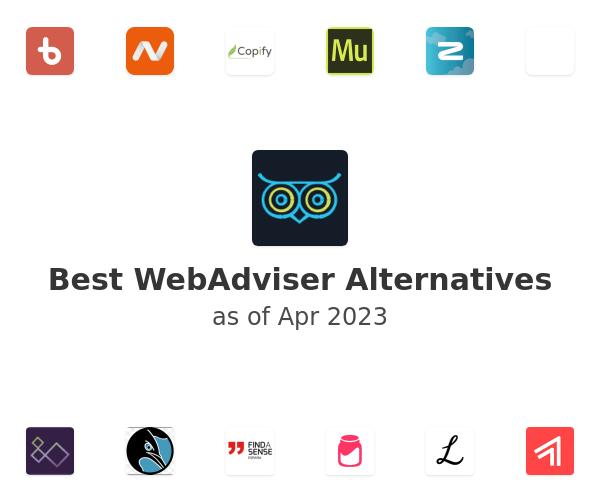 Best WebAdviser Alternatives