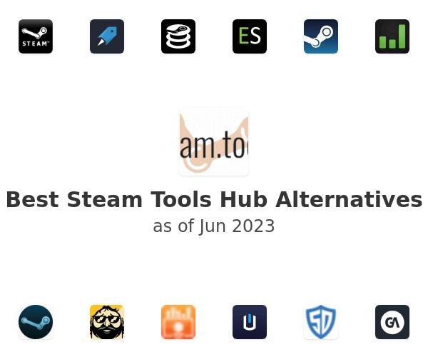 Best Steam Tools Hub Alternatives