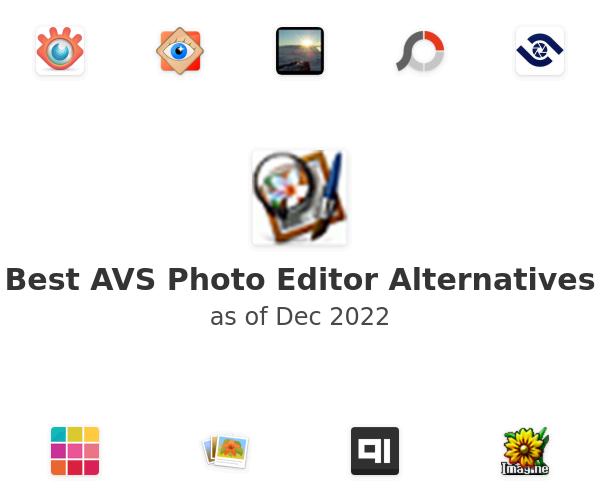 Best AVS Photo Editor Alternatives