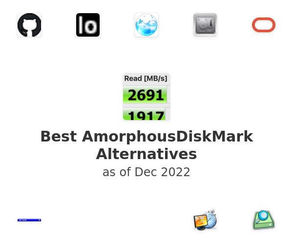Best AmorphousDiskMark Alternatives