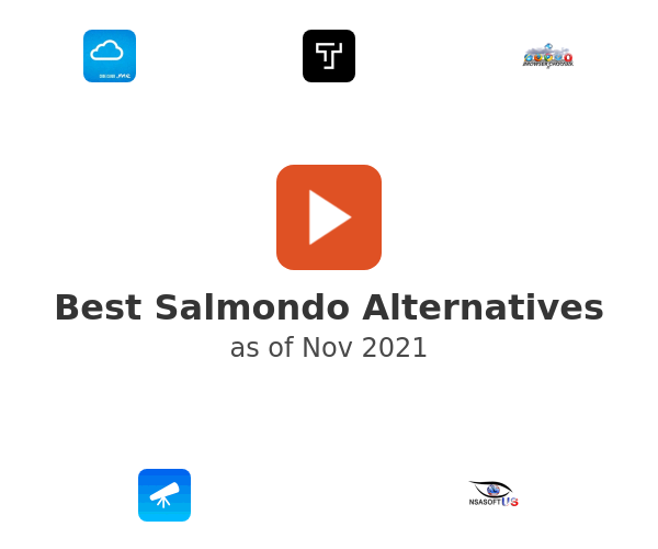 Best Salmondo Alternatives