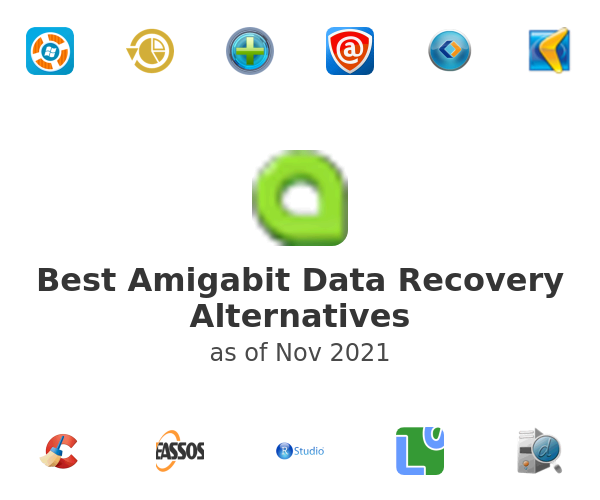 Best Amigabit Data Recovery Alternatives