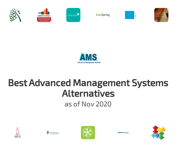 Best Advanced Management Systems Alternatives