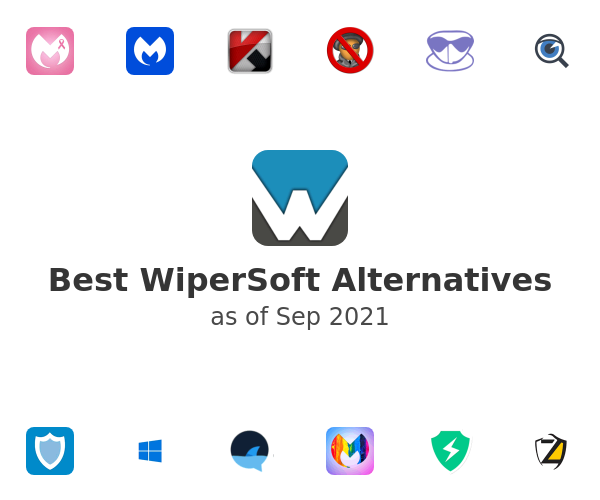 Best WiperSoft Alternatives
