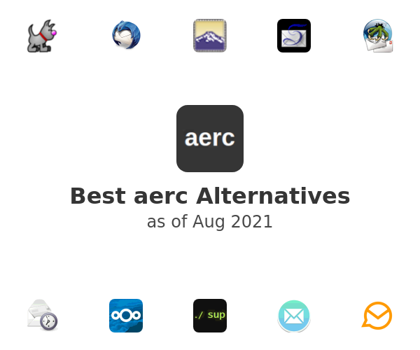 Best aerc Alternatives