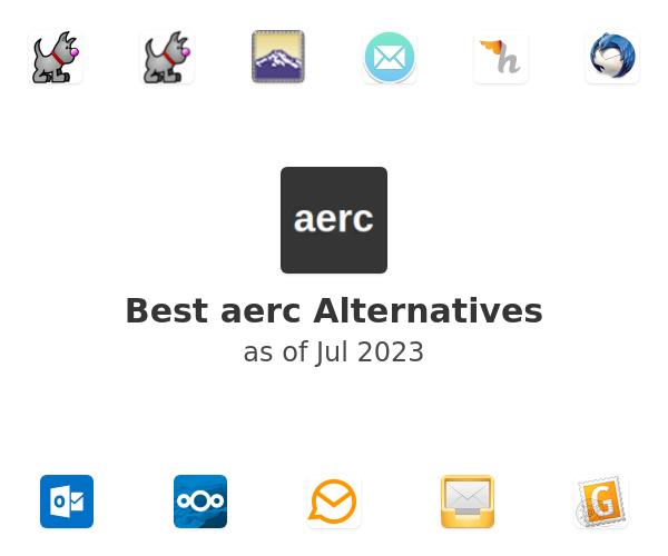 Best aerc Alternatives