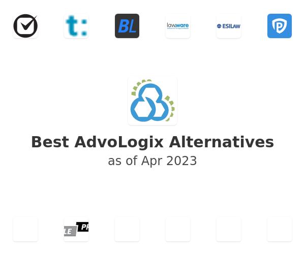 Best AdvoLogix Alternatives