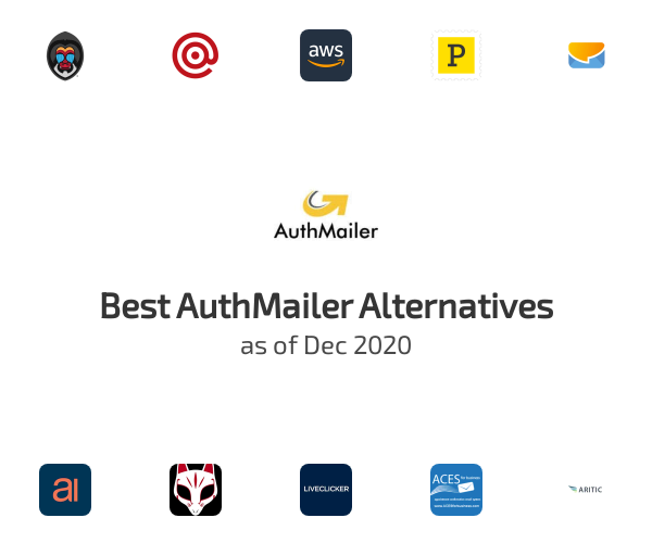 Best AuthMailer Alternatives