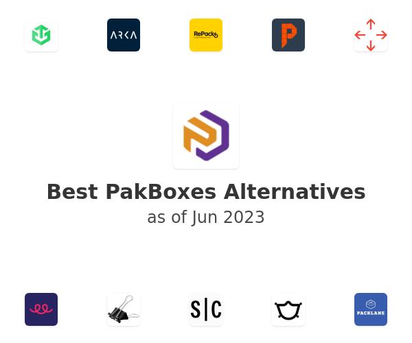 Best PakBoxes Alternatives