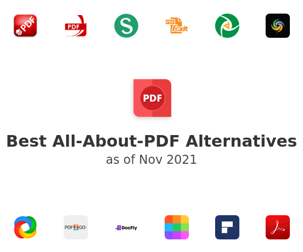 Best All-About-PDF Alternatives
