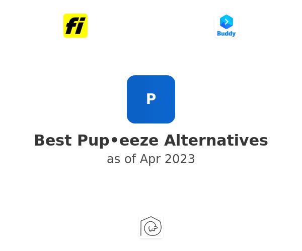 Best Pup•eeze Alternatives