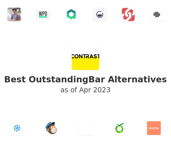 Best OutstandingBar Alternatives