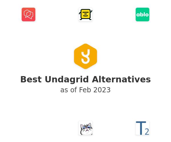 Best Undagrid Alternatives