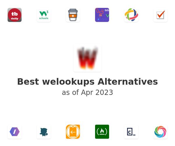 Best welookups Alternatives