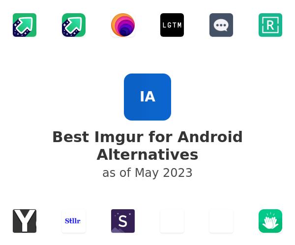 Best Imgur for Android Alternatives