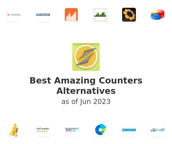 Best Amazing Counters Alternatives