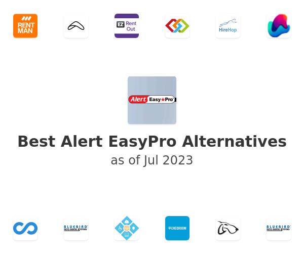 Best Alert EasyPro Alternatives