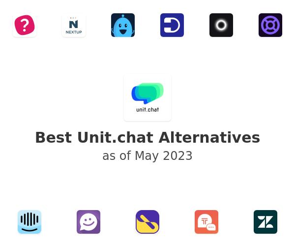 Best Unit.chat Alternatives