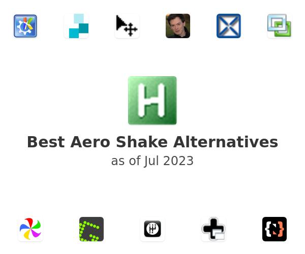Best Aero Shake Alternatives