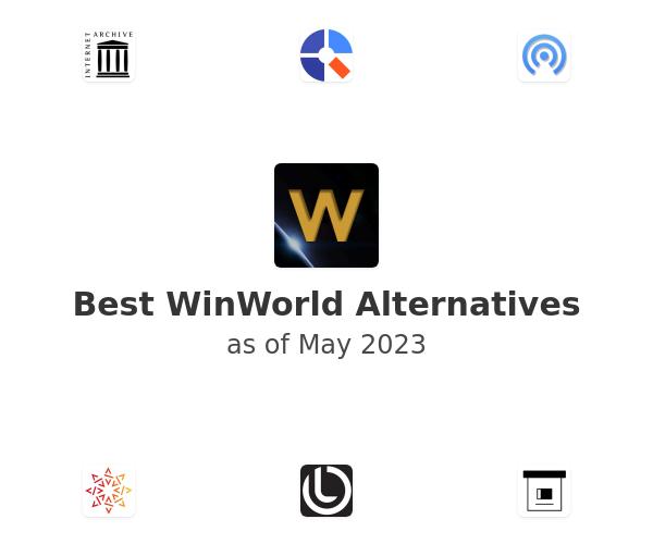 Best WinWorld Alternatives