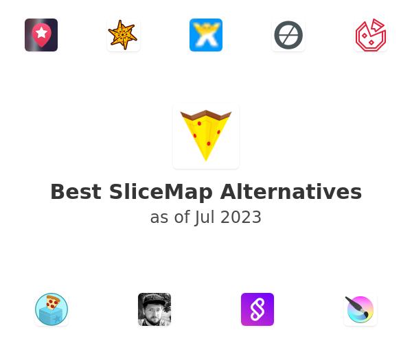 Best SliceMap Alternatives
