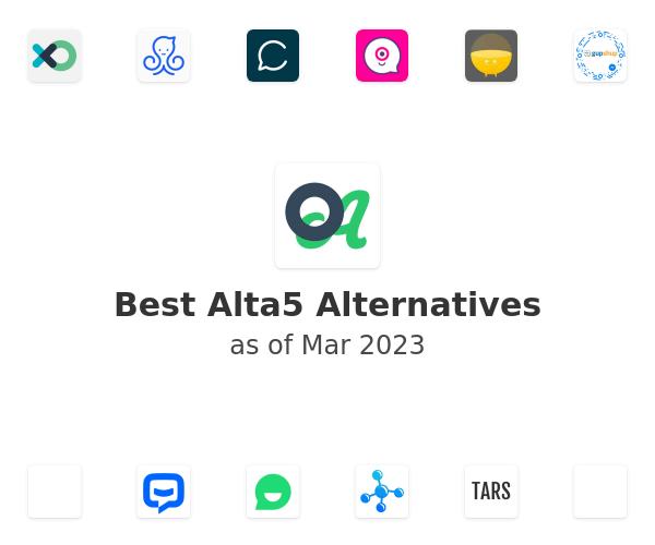 Best Alta5 Alternatives