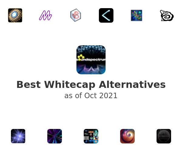 Best Whitecap Alternatives