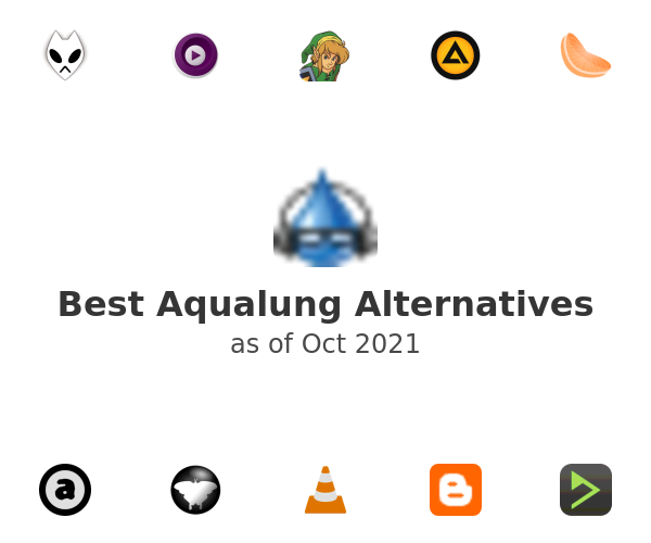 Best Aqualung Alternatives