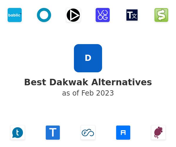 Best Dakwak Alternatives