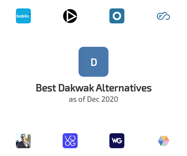Best Dakwak Alternatives