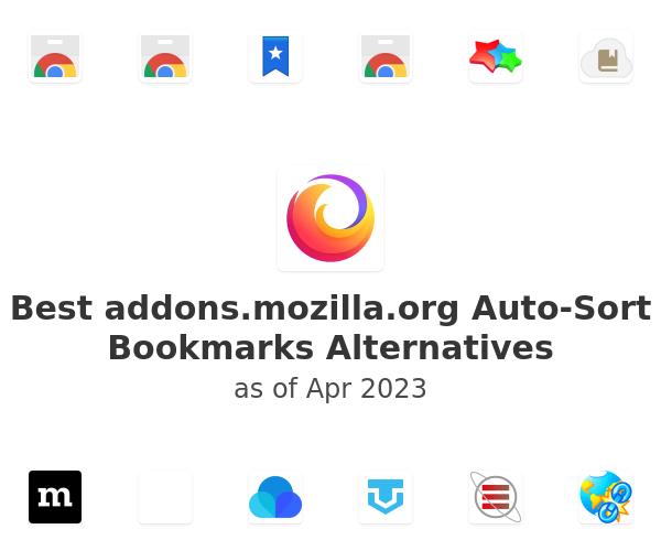 Best Auto-Sort Bookmarks Alternatives
