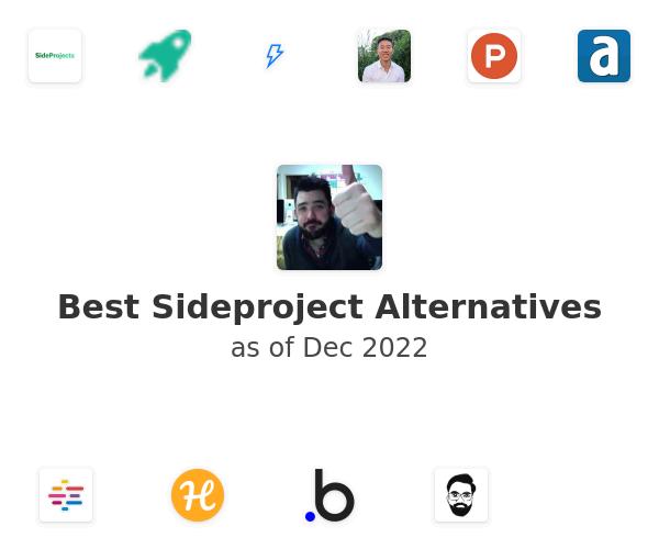 Best Sideproject Alternatives