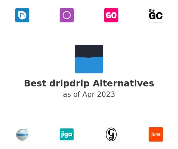 Best dripdrip Alternatives