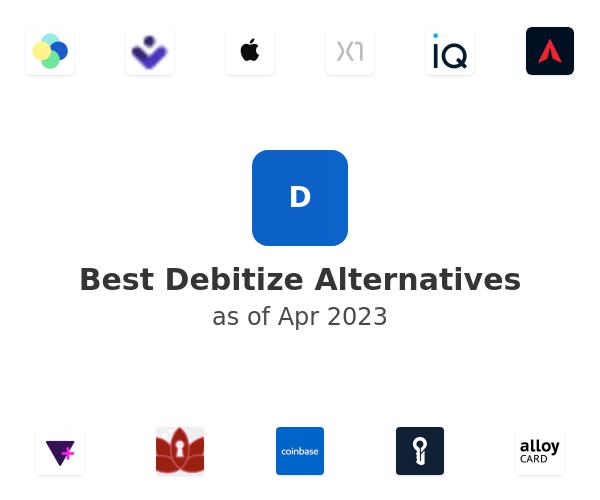 Best Debitize Alternatives