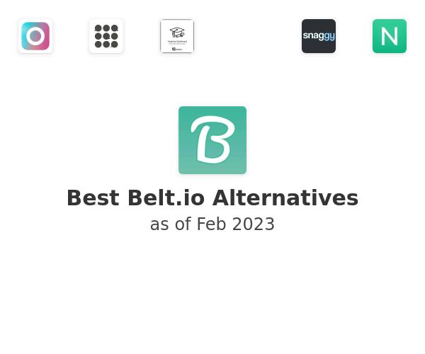 Best Belt.io Alternatives