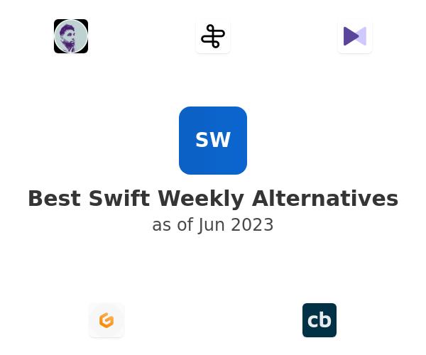 Best Swift Weekly Alternatives
