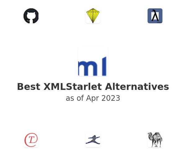 Best XMLStarlet Alternatives