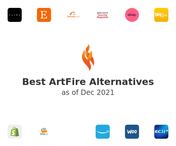 Best ArtFire Alternatives