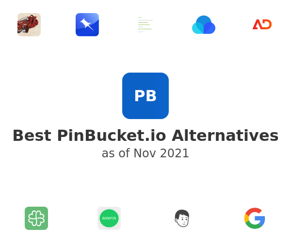 Best PinBucket.io Alternatives