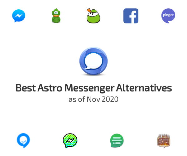 Best Astro Messenger Alternatives