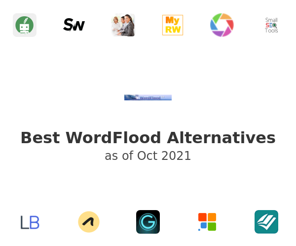 Best WordFlood Alternatives