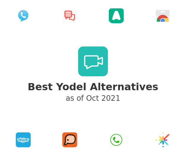 Best Yodel Alternatives