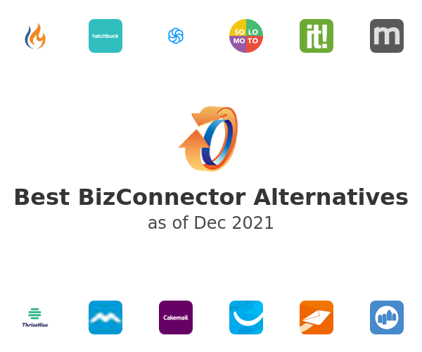 Best BizConnector Alternatives