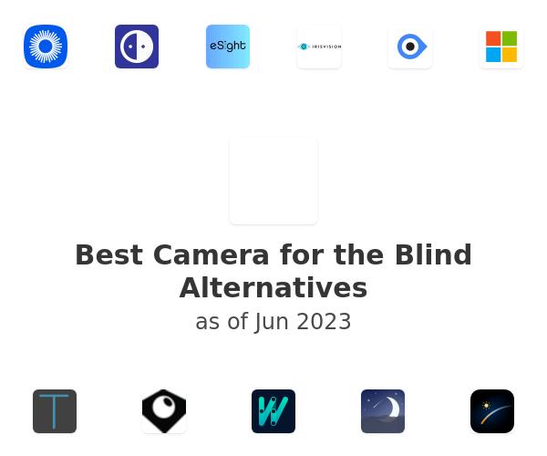 Best Camera for the Blind Alternatives