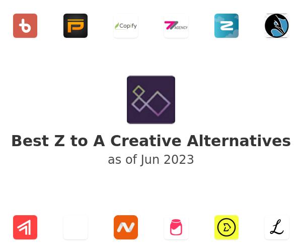 Best Z to A Creative Alternatives